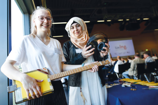 LüttIng-Abschlussveranstaltung 2019 TH Kiel